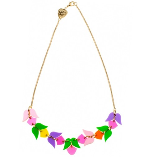 Lotus-bud-link-necklace